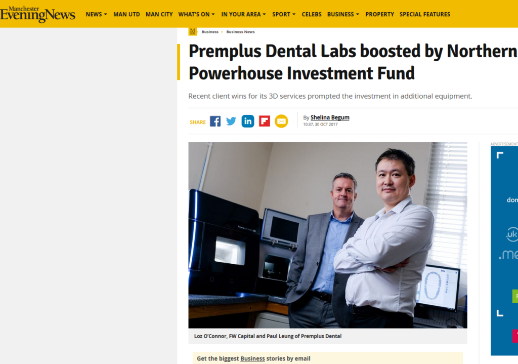 PremPlus pioneers the use of innovative technolgy.